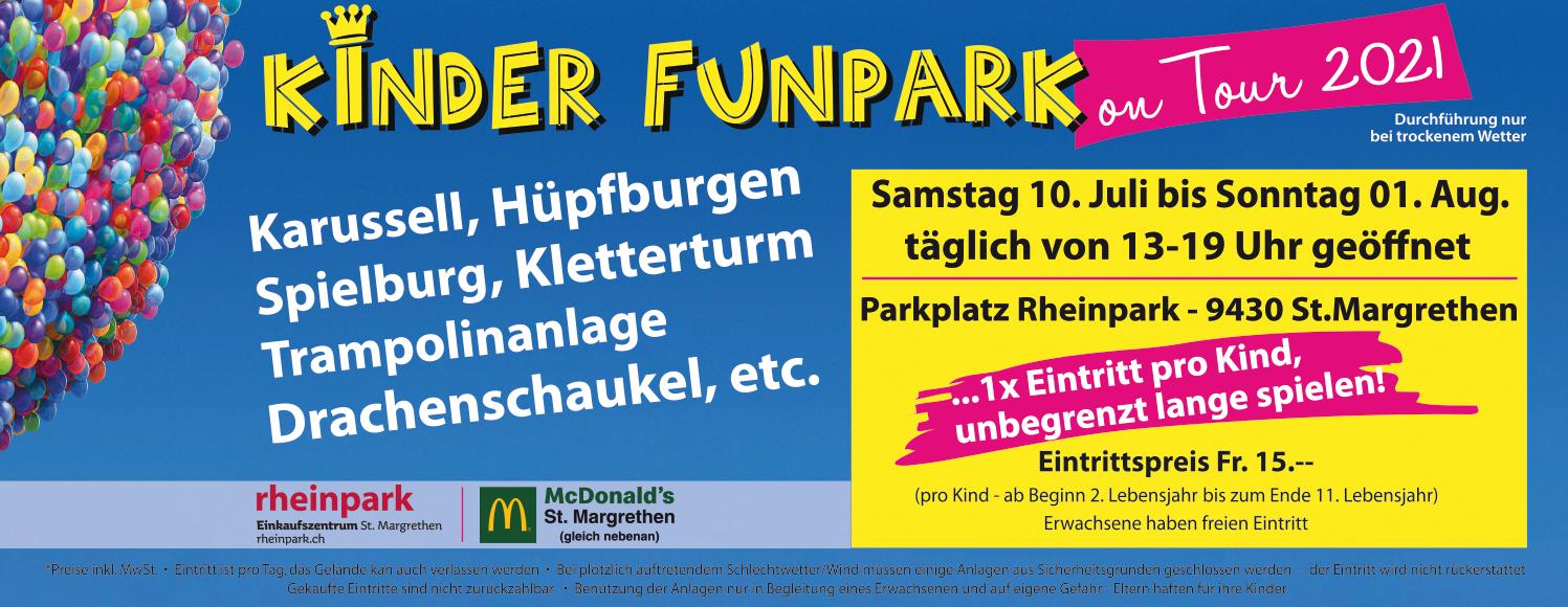 Kinder Funpark 2021