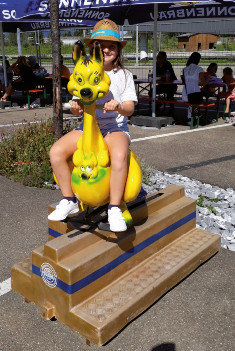 Kinder Funpark Kiddy Ride 1