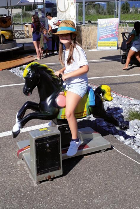Kinder Funpark Kiddy Ride 4