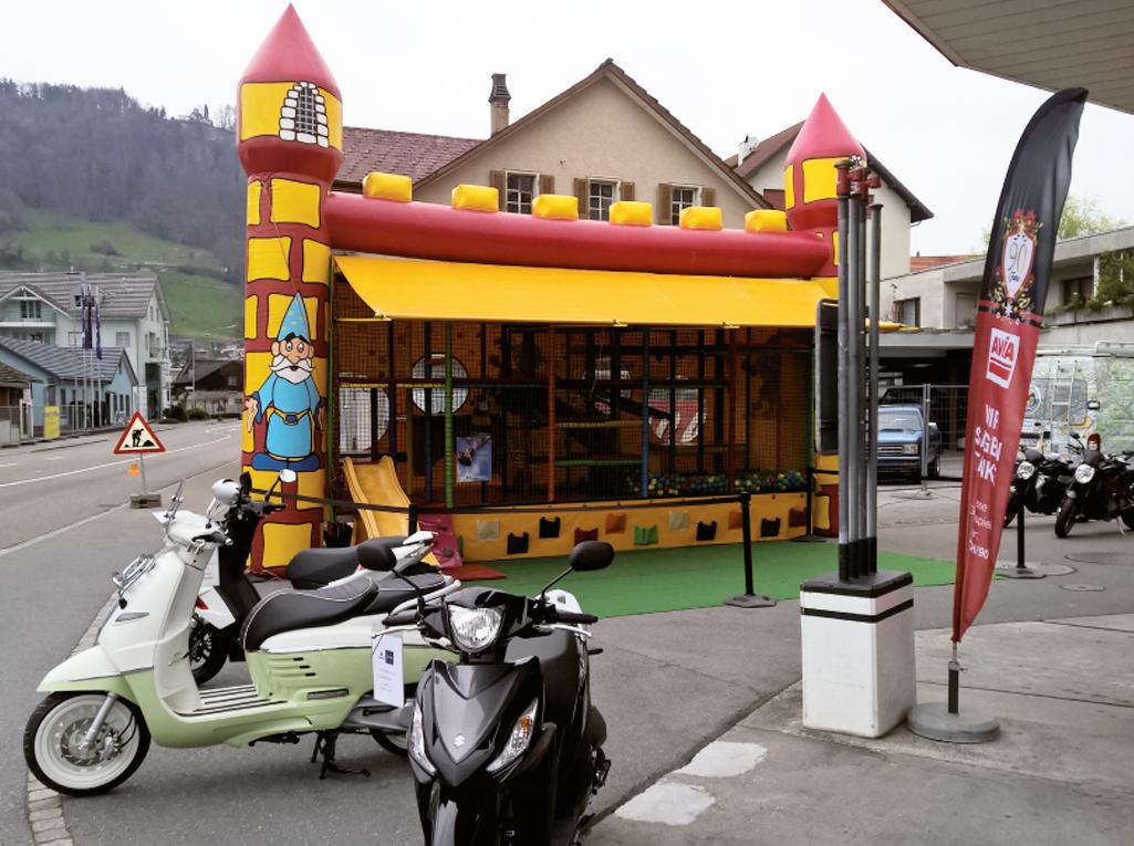 Spieleburg Moto Winniger
